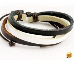 Кожаный браслет 71NT-Shir