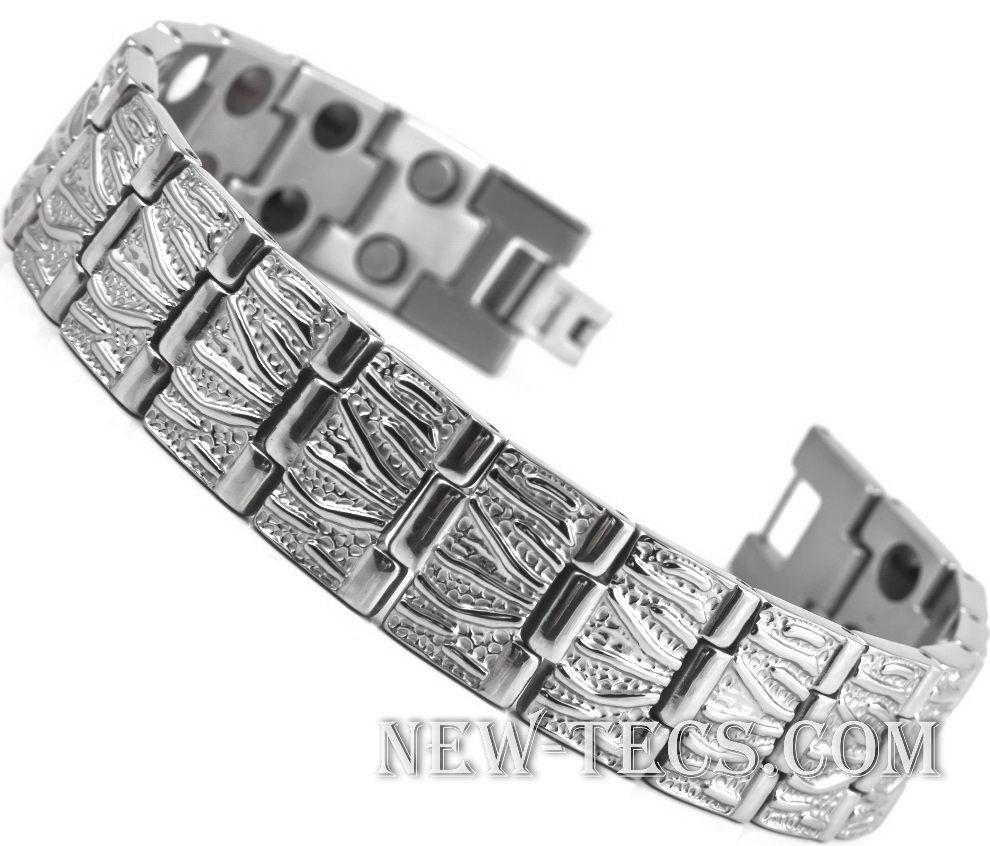 Магнитный браслет TY116DWNT-Mj-steel
