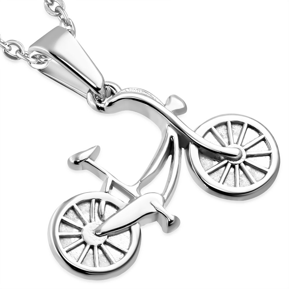 Кулон Велосипед