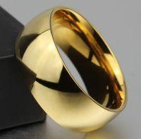 Обручальное кольцо 8 мм