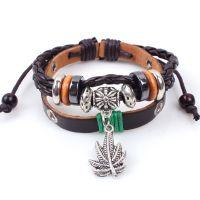 Браслет Cannabis