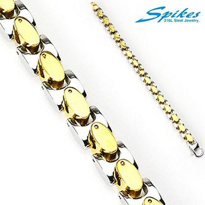 Браслет Spikes SSBQ-2832