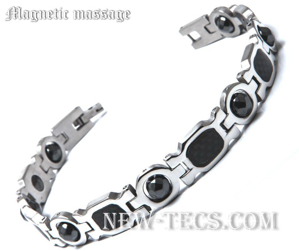 Массажный магнитный браслет STM-002NT-Mj