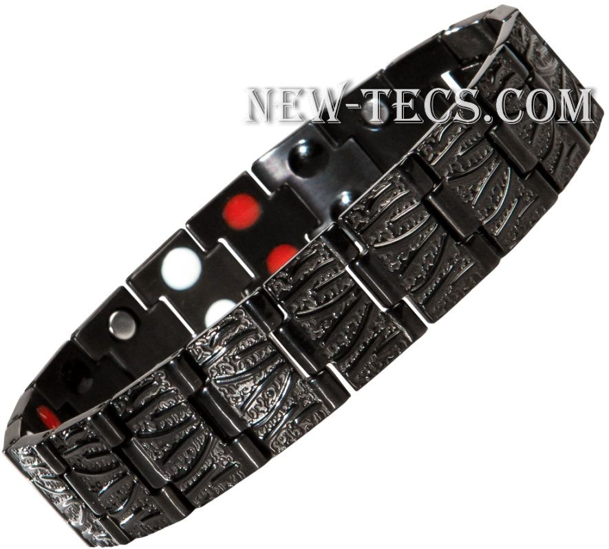 Магнитный браслет TY116DNT-Mj-steel