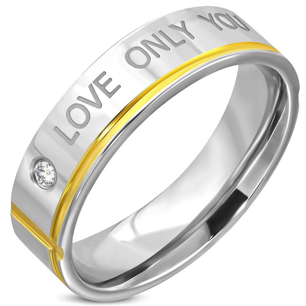 Кольцо Love Only You