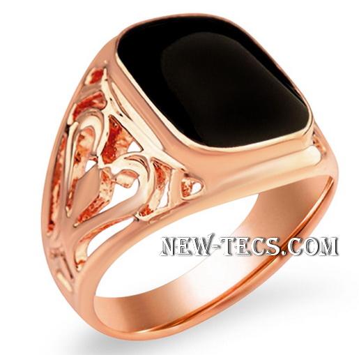 Перстень с агатом